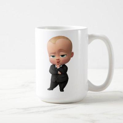 The Boss Baby | I am the Boss! Coffee Mug