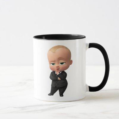 The Boss Baby | I am the Boss! Mug