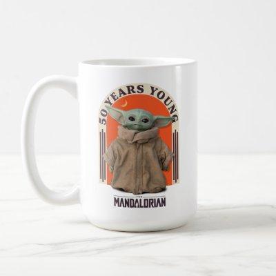 The Child 50 Years Young Coffee Mug