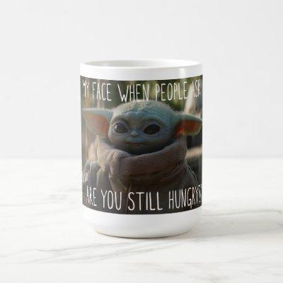 The Child | Are you Still Hungry? Coffee Mug