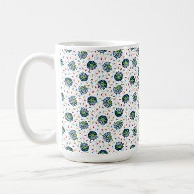 The Child | Christmas Lights Pattern Coffee Mug