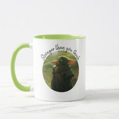 The Child In Forest Concept Painting Mug