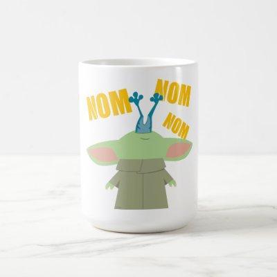 The Child | Nom Nom Nom Coffee Mug