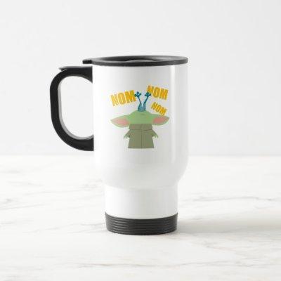 The Child | Nom Nom Nom Travel Mug