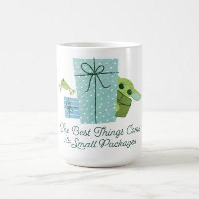 The Child | The Best Things Come in Small Packages Coffee Mug