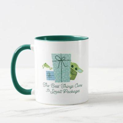 The Child | The Best Things Come in Small Packages Mug