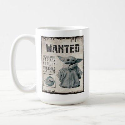 The Child | Wanted Poster Coffee Mug