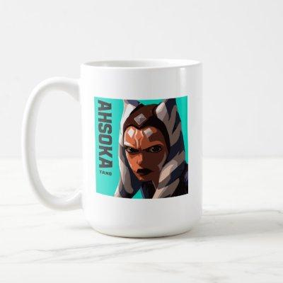 The Clone Wars | Ahsoka Tano Coffee Mug