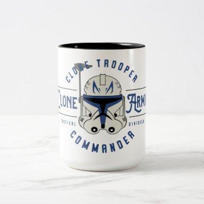 The Clone Wars | Clone Army Emblem Two-Tone Coffee Mug