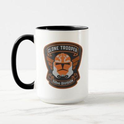 The Clone Wars | Clone Trooper Emblem Mug