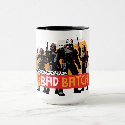 The Clone Wars | The Bad Batch Mug
