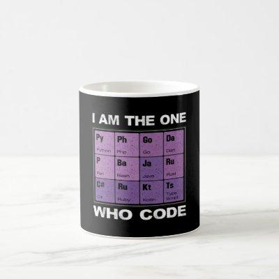 The Code Calls Coffee Mug