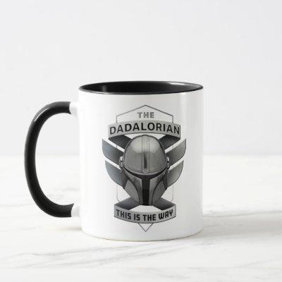 The Dadalorian - This Is The Way Mug