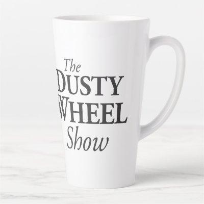 The Dusty Wheel: The Wheel & Show Tall Mug