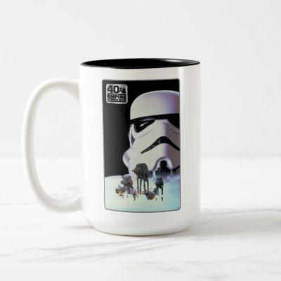 The Empire Strikes Back - Stormtrooper Two-Tone Coffee Mug