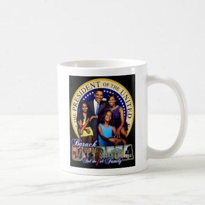The First Family Mug