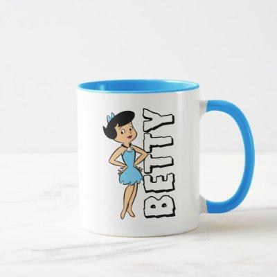 The Flintstones | Betty Rubble Mug