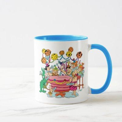 The Flintstones | Birthday Party Mug