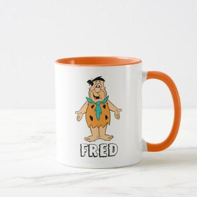 The Flintstones | Fred Flintstone Mug