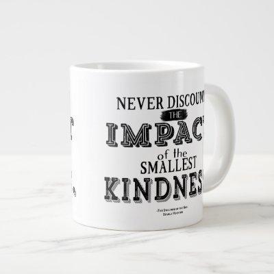 The Impact of Kindness Mug