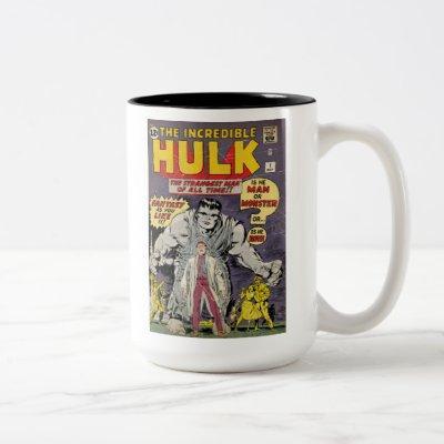 The Incredible Hulk Comic #1 Two-Tone Coffee Mug