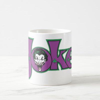 The Joker Logo Coffee Mug