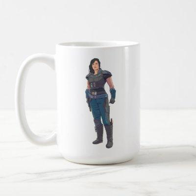 The Mandalorian | Cara Dune Coffee Mug