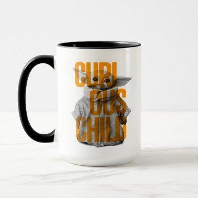 The Mandalorian | Curious Child Mug