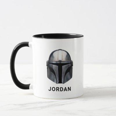 The Mandalorian Helmet Mug