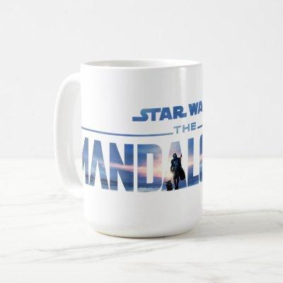 The Mandalorian Season 2 Logo Coffee Mug