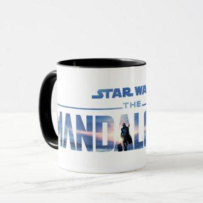 The Mandalorian Season 2 Logo Mug