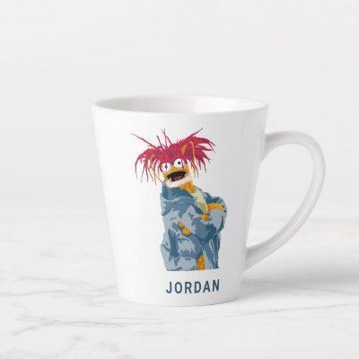 The Muppets Pepe standing Disney Latte Mug