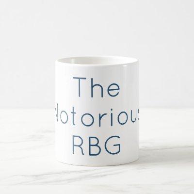 The Notorious RBG Mug