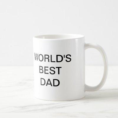 The Office, World's Best Dad Coffee Mug
