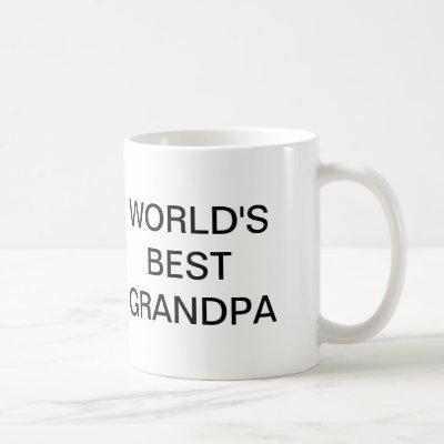 The Office, World's Best Grandpa Coffee Mug
