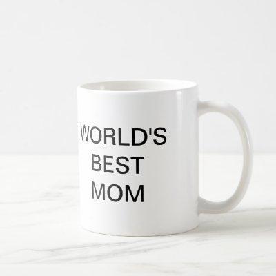 The Office, World's Best Mom Coffee Mug