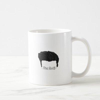 The Quiff Coffee Mug