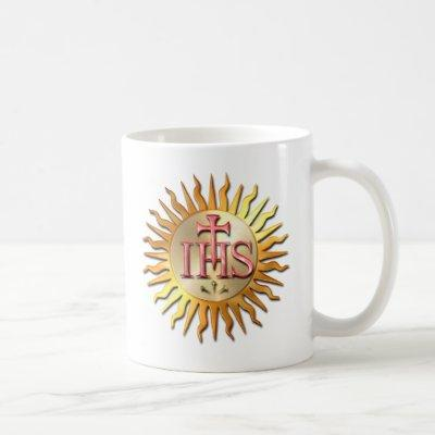 The Seal Of The Jesuit Order Coffee Mug