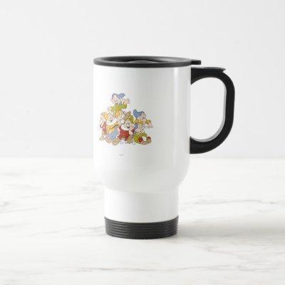 The Seven Dwarfs 4 Travel Mug