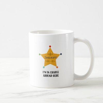 The Sheriff Coffee Mug