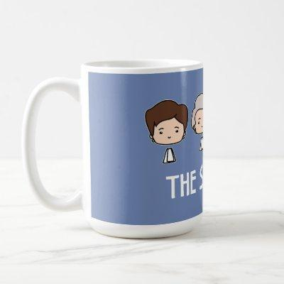 The Supremes Woman Cute Kawaii Chibi Head Coffee Mug