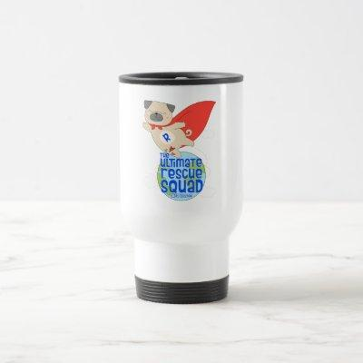 The Ultimate Rescue Squad Travel Mug