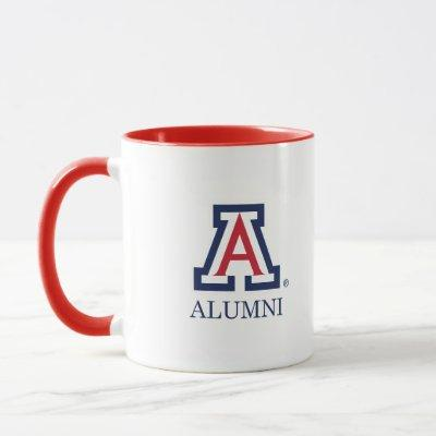 The University of Arizona Alumni Mug