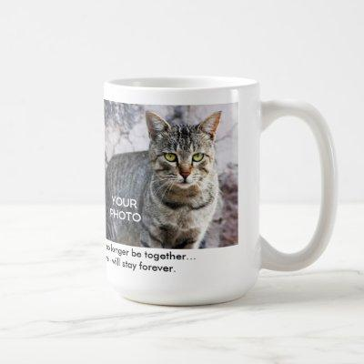 There Came A Day (Cat) Pet Memorial Mug