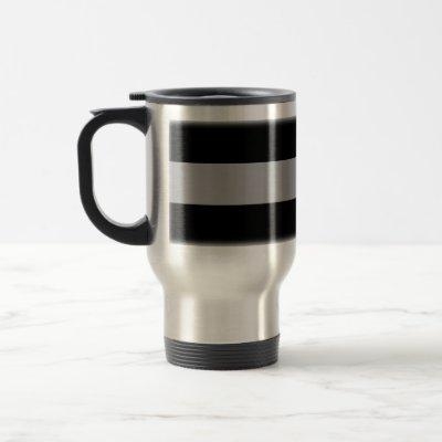 Thin Gray Line Correctional Officer Travel Mug