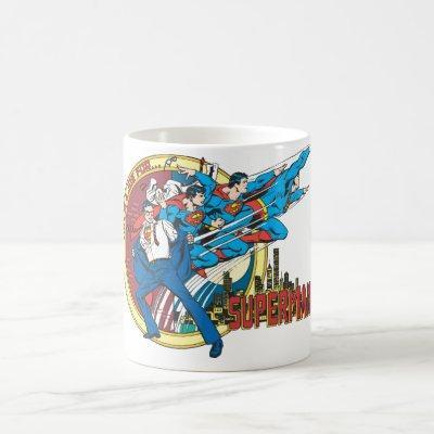 This is a job for�Superman Coffee Mug