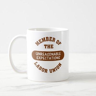 This project's deadline is completely unreasonable coffee mug