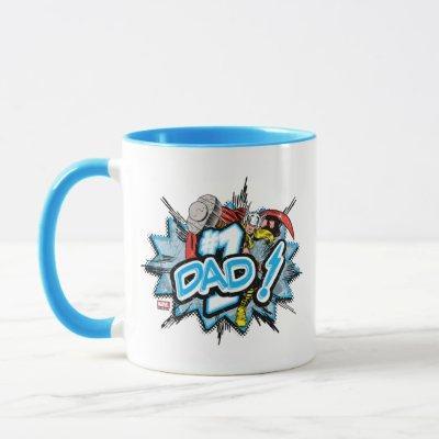 Thor #1 Dad Mug