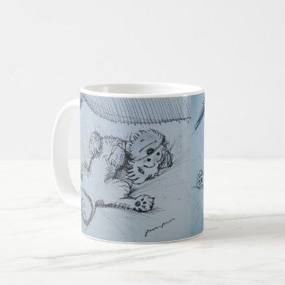 Tickle. Coffee Mug