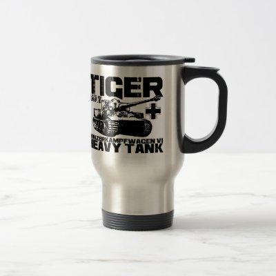 Tiger I Mug